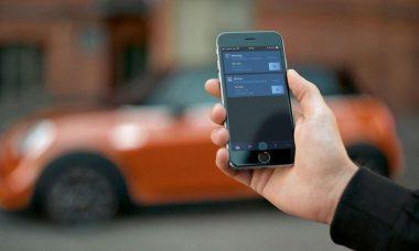Démarrage à distance voiture avec smartphone